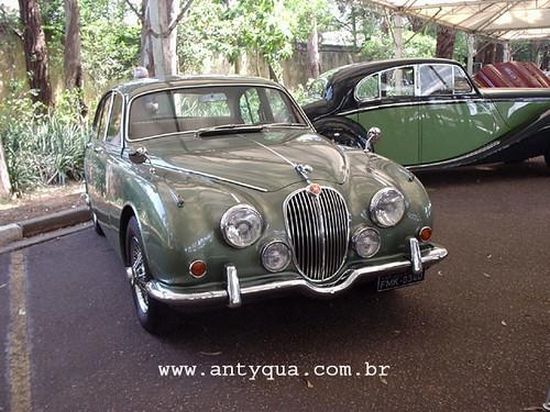 Jaguar 340. Jaguar 340