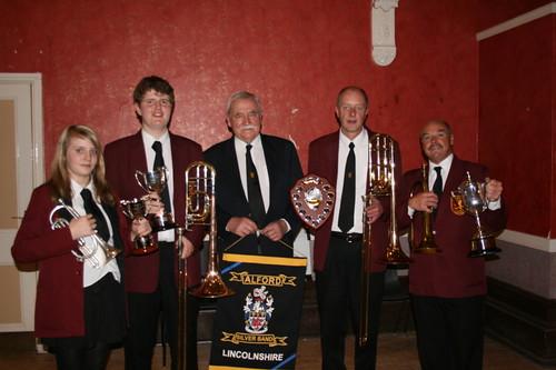 Band awards 2010