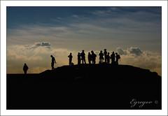 Tocando Cielo (Enric.©) Tags: andalucía cielo nubes sombras almería cabodegata lassirenas