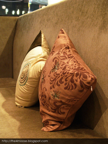 Relax Bistro - Cushions