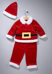 Macy's Recalls Boys Santa Suit