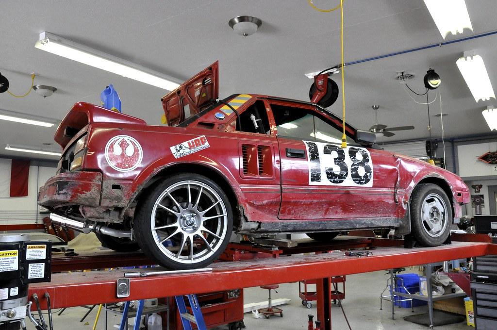 LeMons Toyota MR2