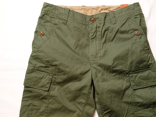 J.Crew / Utility Cargo Pant