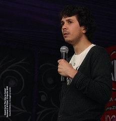 13 Aprilie 2010 » Stand Up In The City - Costel