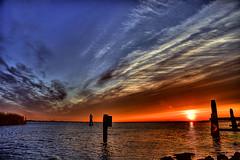 zonsondergang na eruptie vulkaan (gijs leusink1) Tags: sunset iceland nikon tokina gijs hdr vulcanic d90 ijsland genemuiden zwartemeer nikond90 tokina165028pro sunsetaftereruption