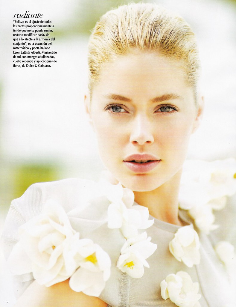 Doutzen Kroes @ Vogue Mexico