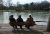 Watching the pond (johanfoster) Tags: germany deutschland europe karlsruhe federalrepublicofgermany bundeslandbadenwürttemberg stadtgetty2010