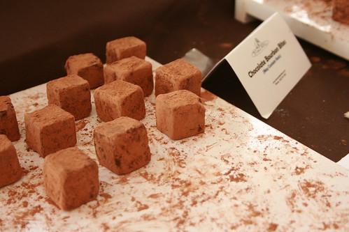 Chocolate Burbon Bites