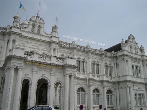 City Hall, Penang