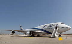 El-Al, Israel 62 Independence day flyby PreFlight (xnir) Tags: photography israel photographer aviation nir elal  benyosef xnir  israel62independencedayflybaypreparationboeing747777pilotcaptain photoxnirgmailcom