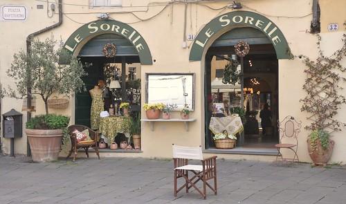 Lucca - Le Sorelle
