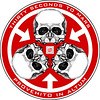 Skull Seal - Trinity (TheParisianEchelon) Tags: mars promotion trinity triad echelon 30secondstomars thirtysecondstomars glyphics mythra