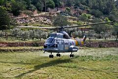 Puma SA330 - SAR-   E.A  -2- (ibzsierra) Tags: canon 330 helicopter ibiza sa puma eivissa ea sar baleares helo digitalcameraclub 400d eliconptero