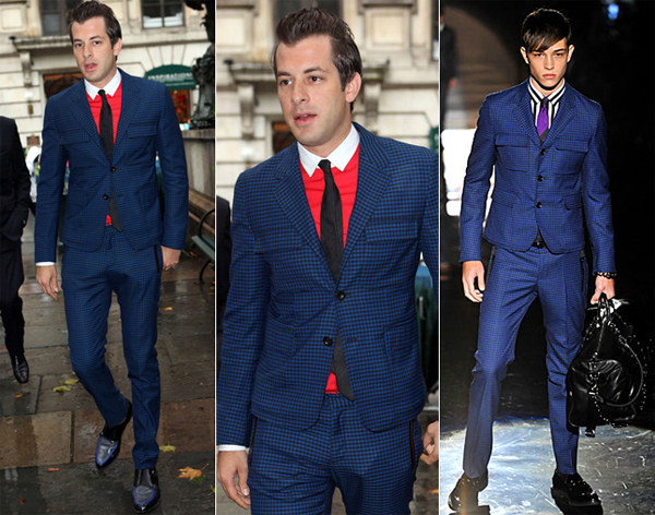 Mark Ronson for Gucci 09
