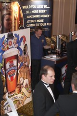 Bombardier photos from The Publican Awards 2010 (The Publican) Tags: england english true wells pint premium bitter patron bombardier