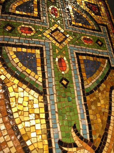 Pelican Mosaic Detail Hildreth Meiere