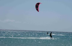 IMG_2768 (miss_verstaendnis) Tags: ocean sea sun kite beach water strand meer wasser sommer fuerteventura kitesurfing atlantic canaries sonne atlanticocean canaryisland fuerte kitesurfen sotavento wassersport sotaventobeach