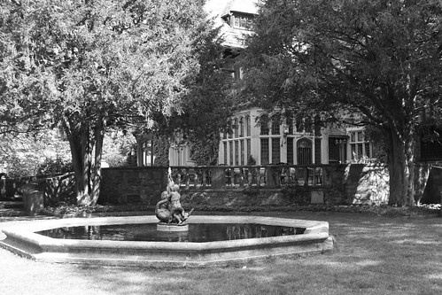 The Octagon Fountain