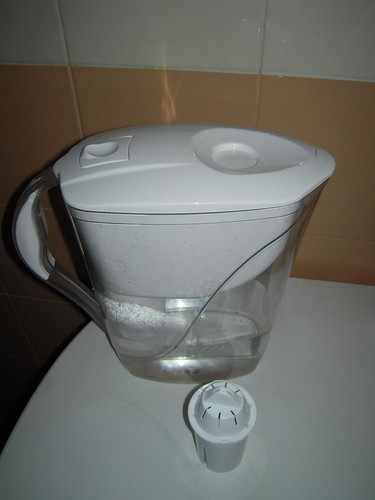 Filtro de água (by Orquidea)