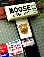 West Virginia ~ Moundsville (e r j k . a m e r j k a) Tags: signs moose marshall lodge westvirginia pepsi fraternal organization euchre moundsville northernpanhandle upperohiovalley us250 erjkprunczyk i470wv