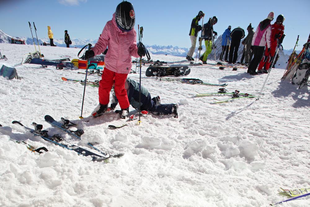 skiers 5