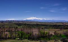 İldem, Erciyes (Yavuz Alper) Tags: wallpaper mountain snow volcano spring kayseri erciyes yeşilyurt 3916 ildem gesi isbıdın 3917m beyazşehir mancusun