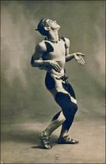 Nijinsky dans l'Après-midi d'un faune (Ballets...