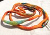 Schnurkette / rope necklace (greti53) Tags: fimo schmuck necklaces filz ketten