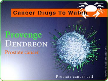 Provenge成美国第一个癌症治疗疫苗