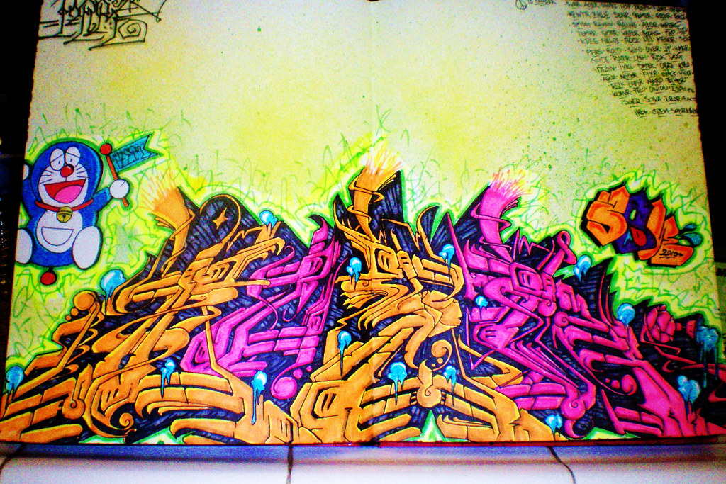 The World's Best Photos Of Graffiti And Iser