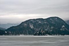 IGLESIA EN EL LAGO DE BLED -ESLOVENIA- (alvarofontaneda) Tags: lago bled eslovenia lagodebled