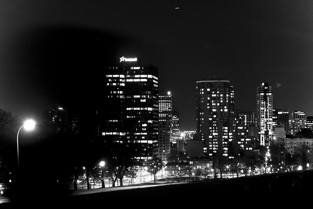 Midnight Montreal Mont Royal Jean Drapeau Stacyann Lee