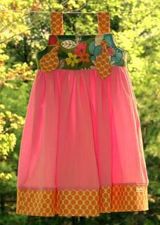Summer Dreams Petal Knot Dress