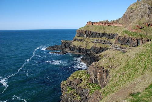 Giant's Causeway Cliff Walk