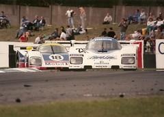Mazda & Aston - Donington 1989 (mendaman) Tags: world sports mercedes championship martin c spice group prototype porsche 1989 jaguar aston c9 donington 962c wspc amr1 xjr11 se89c