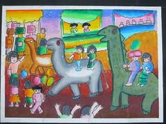 รูปจากภาพวาดระบายสี 004