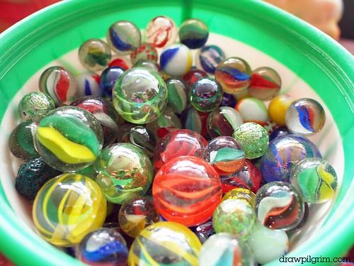 arthur's circus: marbles