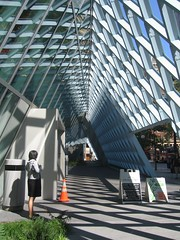 (darapo) Tags: seattle building architecture buildings photography design washington interiors photos interior library central architectural prize oma documentation rem koolhaas pritzker laureates