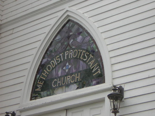 Methodist Protestant Church in Pleasant Brook, New York