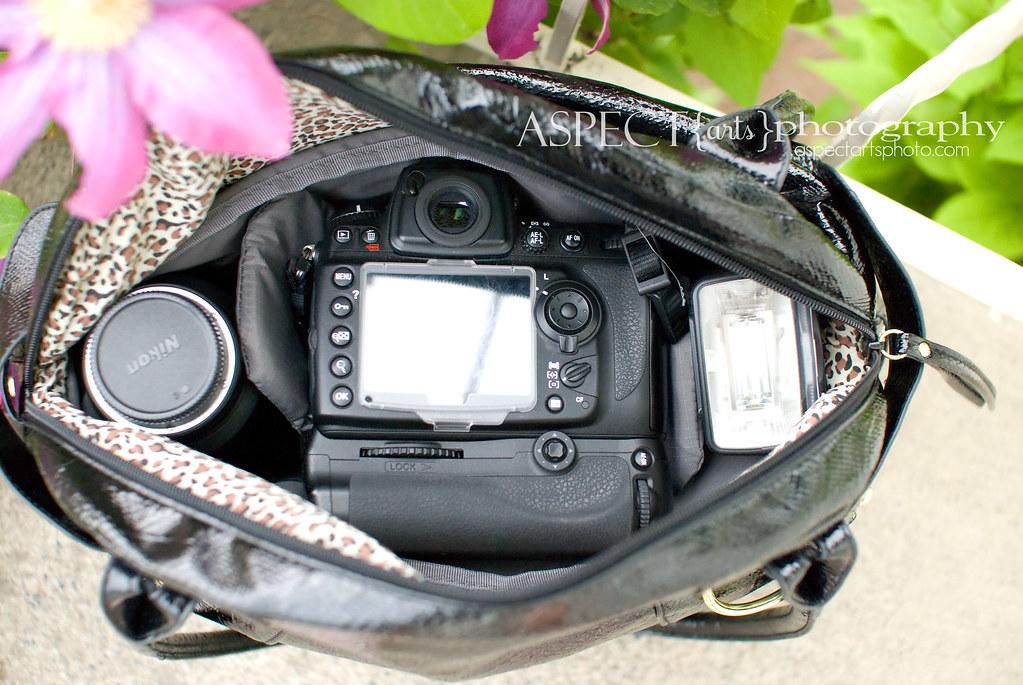 Camera Bag Purse