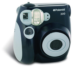 Polaroid pic-300 instant film camera