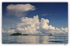 (maninerror (hanif)) Tags: sea sky cloud seascape beach rock stone indonesia landscape nd400 belitung baliton nikon1735mmf28 tanjungpandan biliton nikonafs17mm35mm28ifed