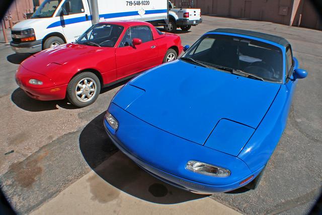 1992 Mazda Miata  Cheap & Fun! -