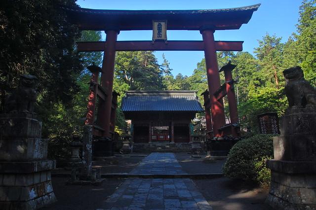 Kitaguchi Hongu Fuji Sengen Jinja.