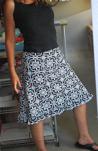 my favorite a-line skirt