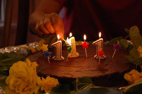 Year One Cake