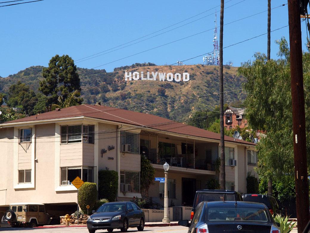 USA Trip - Hollywood Sign