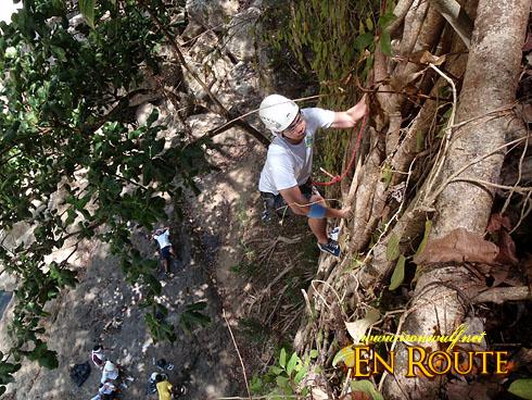 EAT Danao Root Climbing