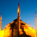 Blue Mosque (Long Exposure Zoom) - Click thumbnail for image options