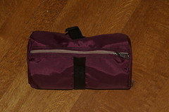 Another cylindrical handlebar bag (part 1)